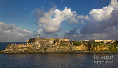 Photograph - Fortress El Morro by Brian Jannsen