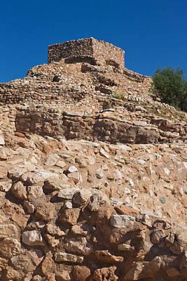 Sedona Photograph - Fortress Of Stone by Jim Mattern