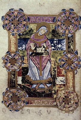 7th Century Painting - Fortunatus (530?-?610) by Granger
