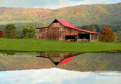 Photograph - Fortunebarn by Annlynn Ward