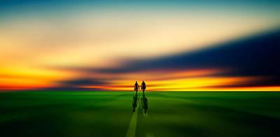 Photograph - Forward Together by Marek Czaja