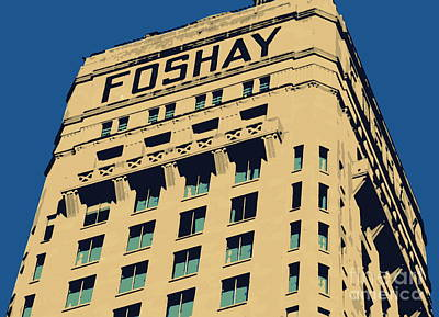 Photograph - Foshay by A K Dayton