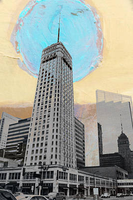 Photograph - The Foshay Tower by Susan Stone