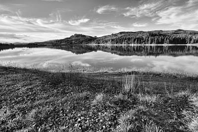 Photograph - Foster Dam by Bonnie Bruno