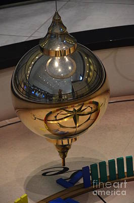 Art Print featuring the photograph Foucalt's Pendulum by Robert Meanor