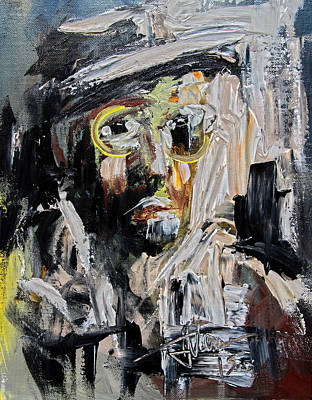 Painting - Found Spectacles by Jim Vance