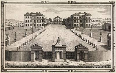 Foundling Hospital, 18th Century Art Print