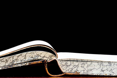 Arcana Wall Art - Photograph - Fount Of Knowledge by Michal Boubin