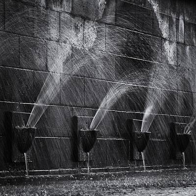 Photograph - Fountain Of Life by Tim Nichols
