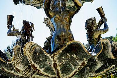 Photograph - Fountain Of Youth II by Giorgio Tuscani