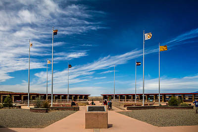 Photograph - Four Corners New Mexico by Ron Pate