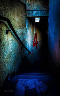Photograph - Four Down by Bob Orsillo