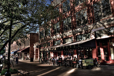 Photograph - Four Market Square II - Knoxville Tennessee by David Patterson