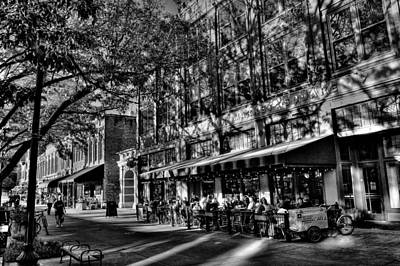 Photograph - Four Market Square In Knoxville by David Patterson