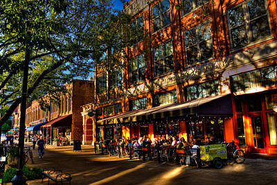 Photograph - Four Market Square - Knoxville Tennessee by David Patterson