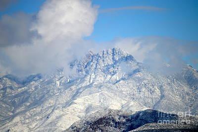 Photograph - Four Peaks by Pamela Walrath