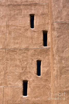 Venice Beach Bungalow - Four Windows at Inn at Loretto #3 NM by Dan Hartford