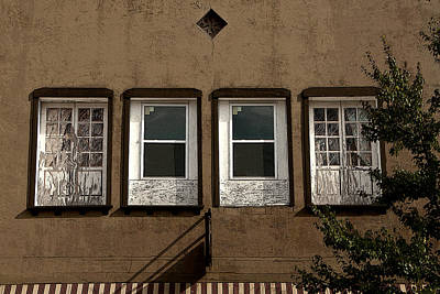 Photograph - Four Windows by Carol Erikson