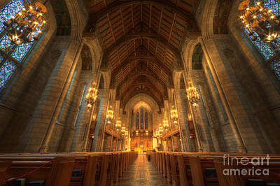 Fourth Presbyterian Church Chicago II Art Print