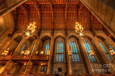 Fourth Presbyterian Church Chicago Art Print