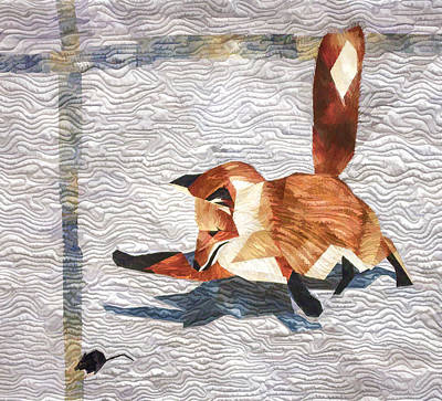 Fox And Mouse Original