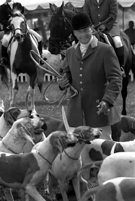 Photograph - Fox Hunt II by Harold E McCray