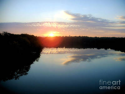 Photograph - Fox River by Michael Creamer