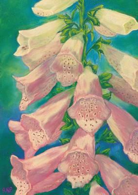 Foxglove Original by Rebecca Prough