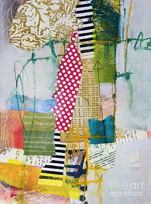 Foxtrot Print by Elena Nosyreva