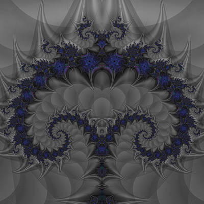 Fractal 00140 Art Print
