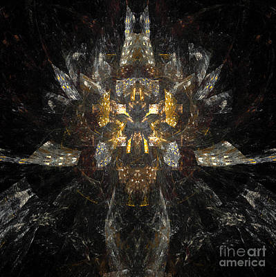 Ethereal - Fractal 204 by Taylor Webb