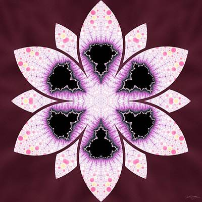 Digital Art - Fractal Silk by Derek Gedney