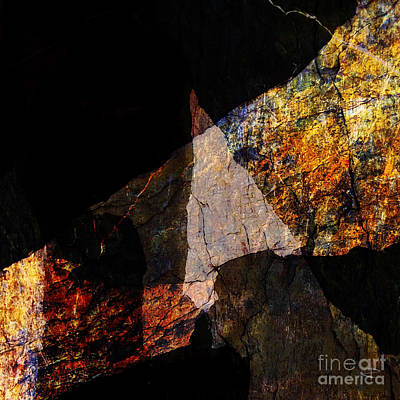 Photograph - Fracture Xxxvi by Paul Davenport