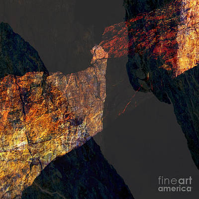 Photograph - Fracture Xxxvii by Paul Davenport