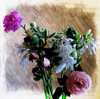 Photograph - Fragrance Of Flowers by Marcia Lee Jones