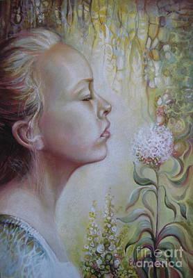 Poetic Painting - Fragrances 2 by Elena Oleniuc