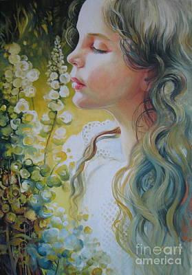 Fragrances Art Print