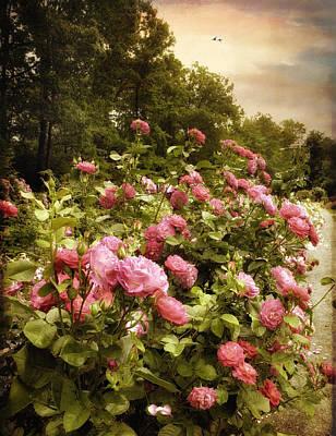 Field Digital Art - Fragrant Fields by Jessica Jenney