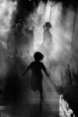Revelation Photograph - Fraicheur D'asie by Eric Drigny