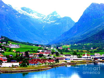 Photograph - Fram Norway by John Potts