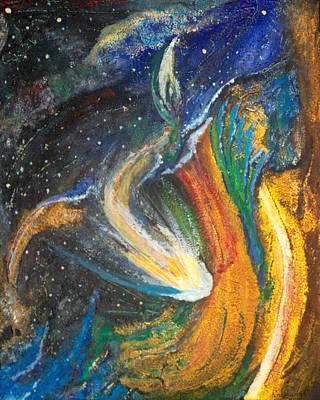 Painting - Frame The Light by Karen  Renee