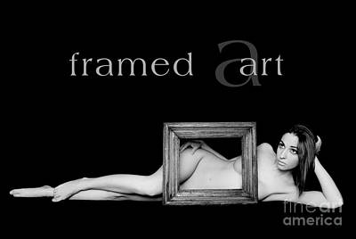 Framed Art Art Print by Jt PhotoDesign