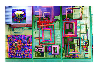 Photograph - Frames by Paul Rainwater