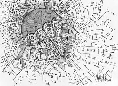 Framework Print by Michael Ciccotello