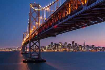 Art Print featuring the photograph Framing San Francisco by Mihai Andritoiu