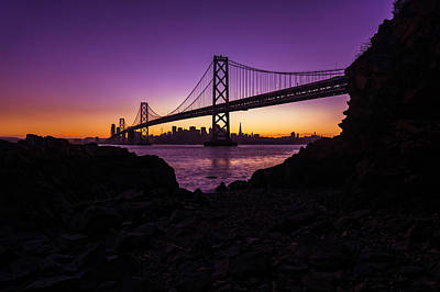 Photograph - Framing The Bay by Dustin  LeFevre