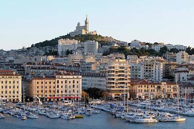 France, Bouches-du-rhone, Marseille Art Print by Kevin Oke
