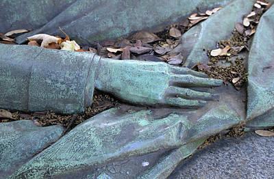 Grave Photograph - France, Paris Pere Lachaise Cemetery by Kevin Oke