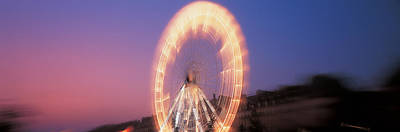 Accelerate Photograph - France, Paris, Tuilleries by Panoramic Images