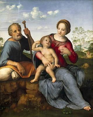 Franciabigio, Francesco Di Cristofano Art Print by Everett